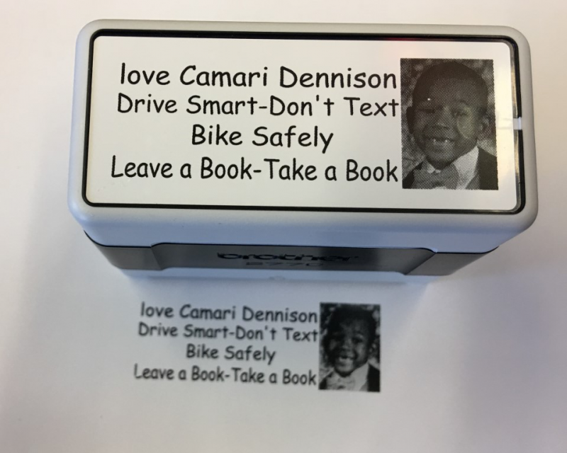 Memorializing Camari in books